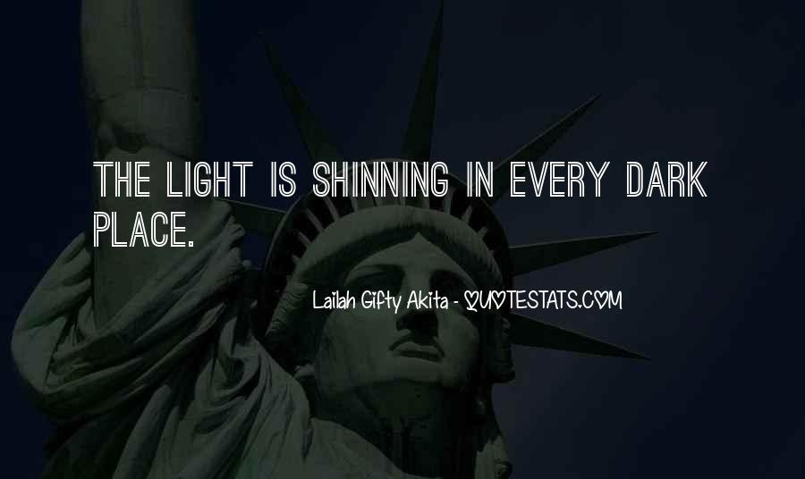 Quotes About God Is Light #219264
