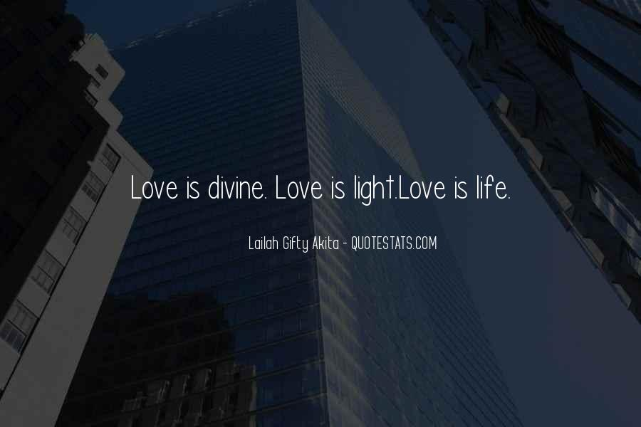 Quotes About God Is Light #381360