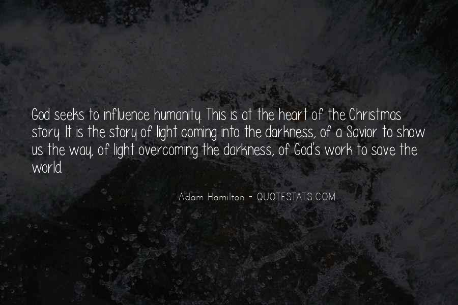 Quotes About God Is Light #40726