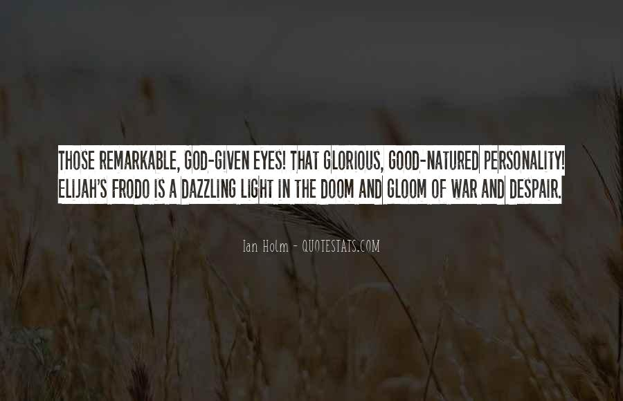 Quotes About God Is Light #441858