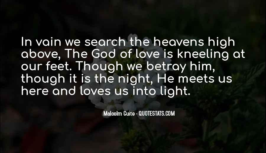 Quotes About God Is Light #476532