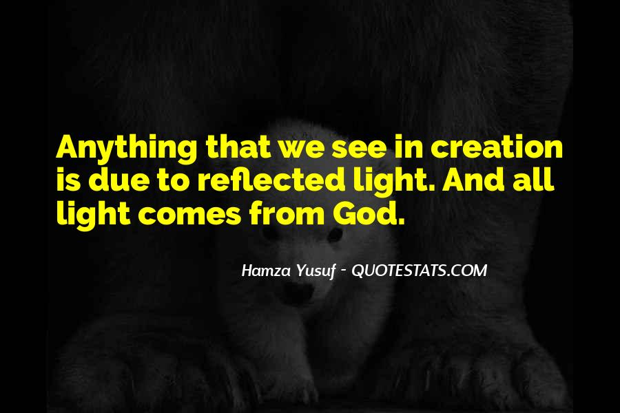 Quotes About God Is Light #514249