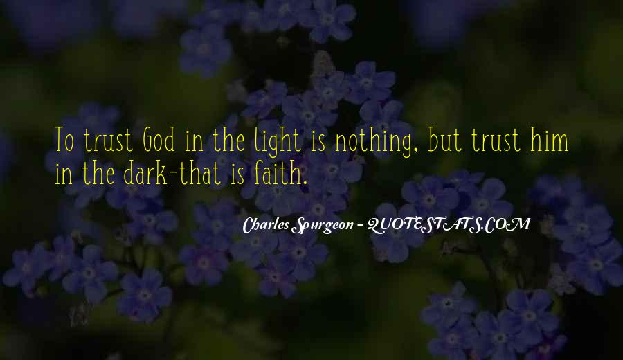 Quotes About God Is Light #76433