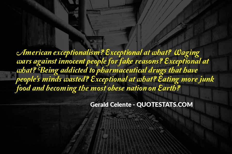 Quotes About War On Drugs #733879