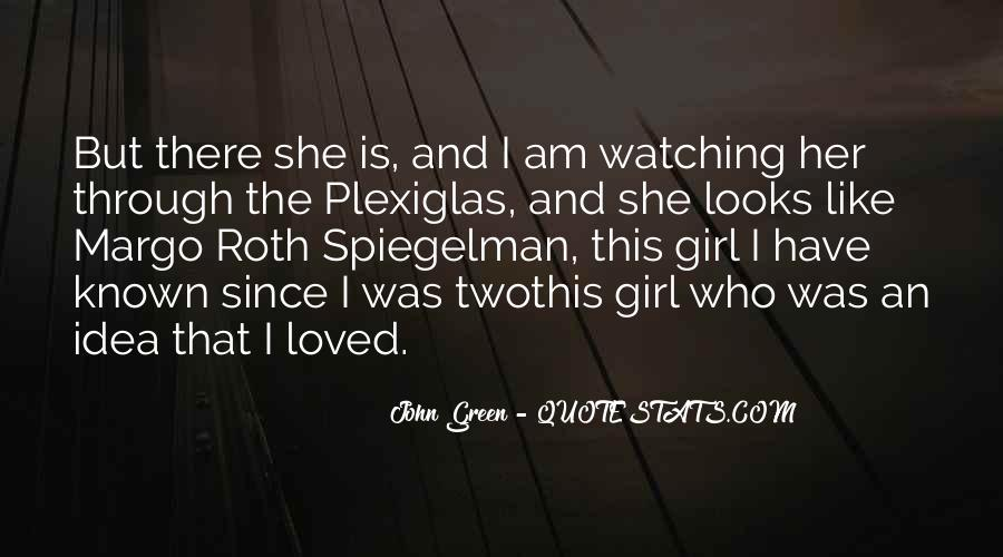 Quotes About Margo Roth Spiegelman #1541627