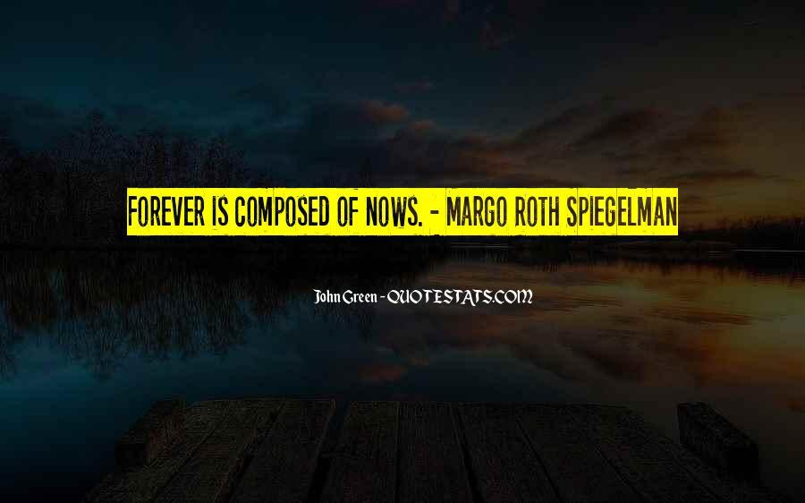 Quotes About Margo Roth Spiegelman #196258
