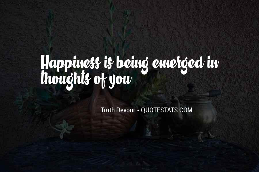 Quotes About Happiness Love #16861