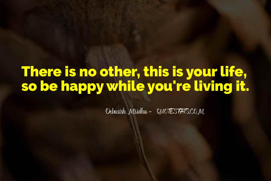 Quotes About Happiness Love #22210