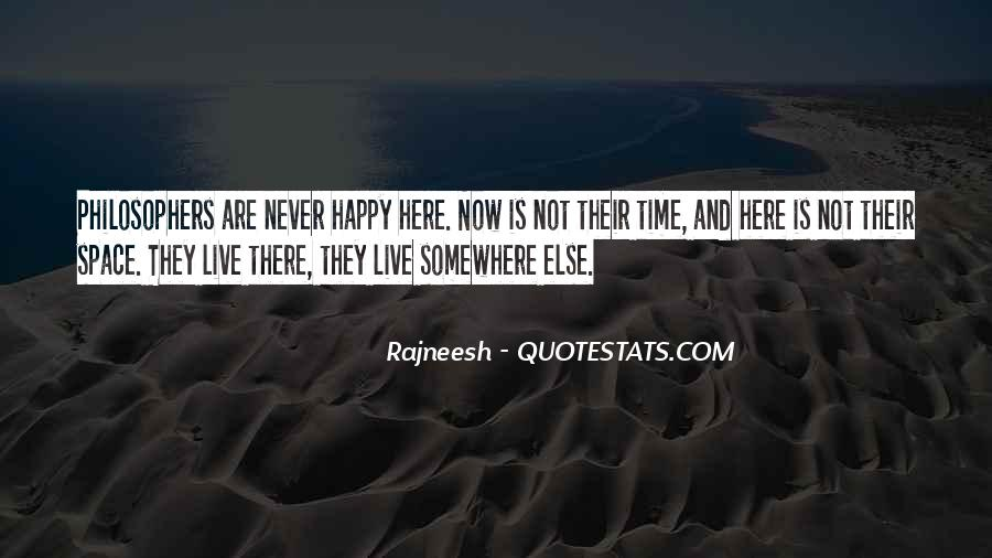 Quotes About Time By Philosophers #1629527