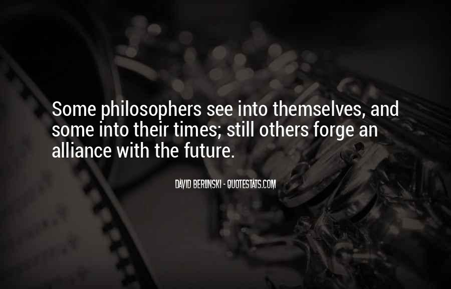 Quotes About Time By Philosophers #1844987
