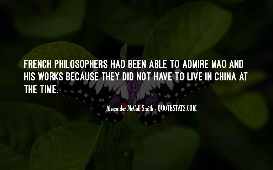 Quotes About Time By Philosophers #1847517