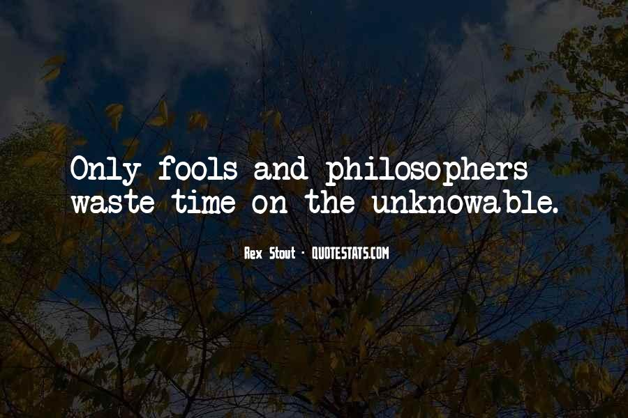 Quotes About Time By Philosophers #216993
