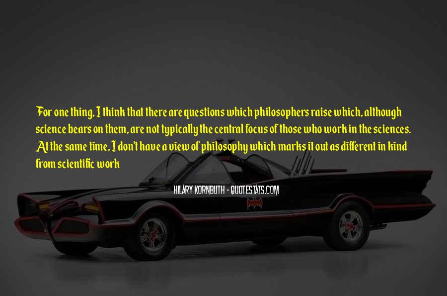 Quotes About Time By Philosophers #462546
