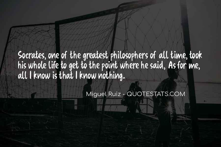 Quotes About Time By Philosophers #502759