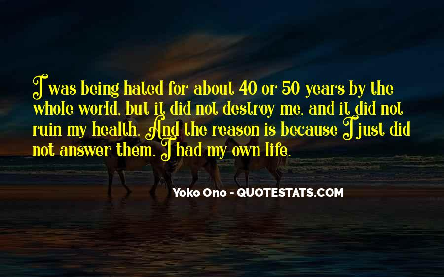 Quotes About Being In Your 40's #583690