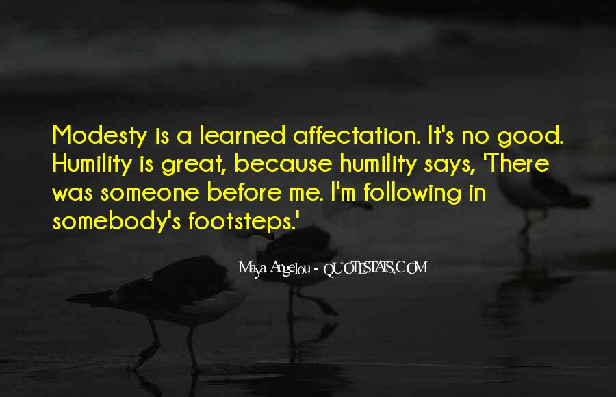 Quotes About Following Others Footsteps #1351312