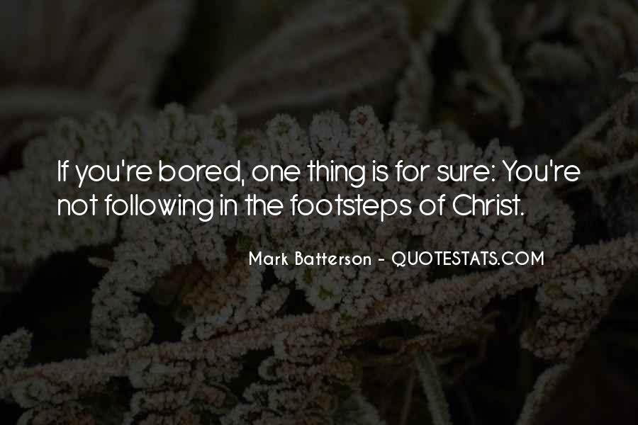 Quotes About Following Others Footsteps #1570949