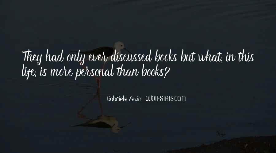 Quotes About Personal Insight #1730304