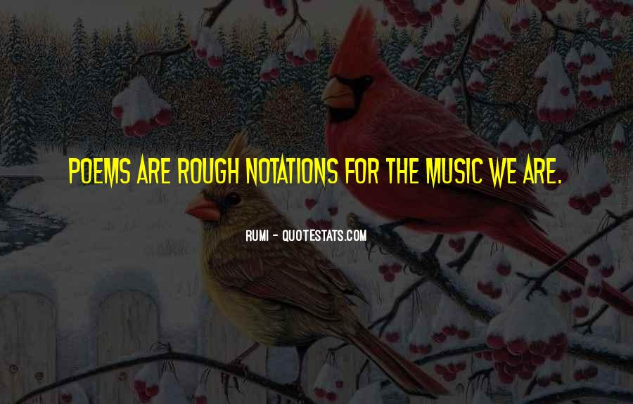 Quotes About Music Rumi #1187327