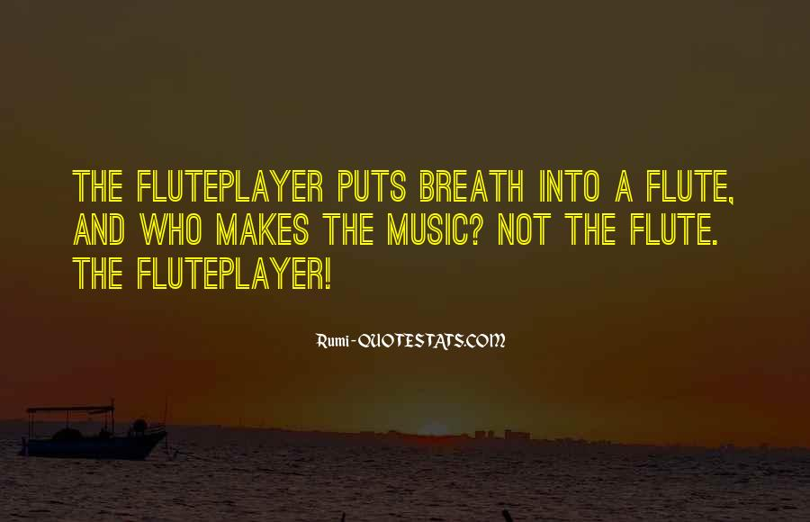 Quotes About Music Rumi #1688595