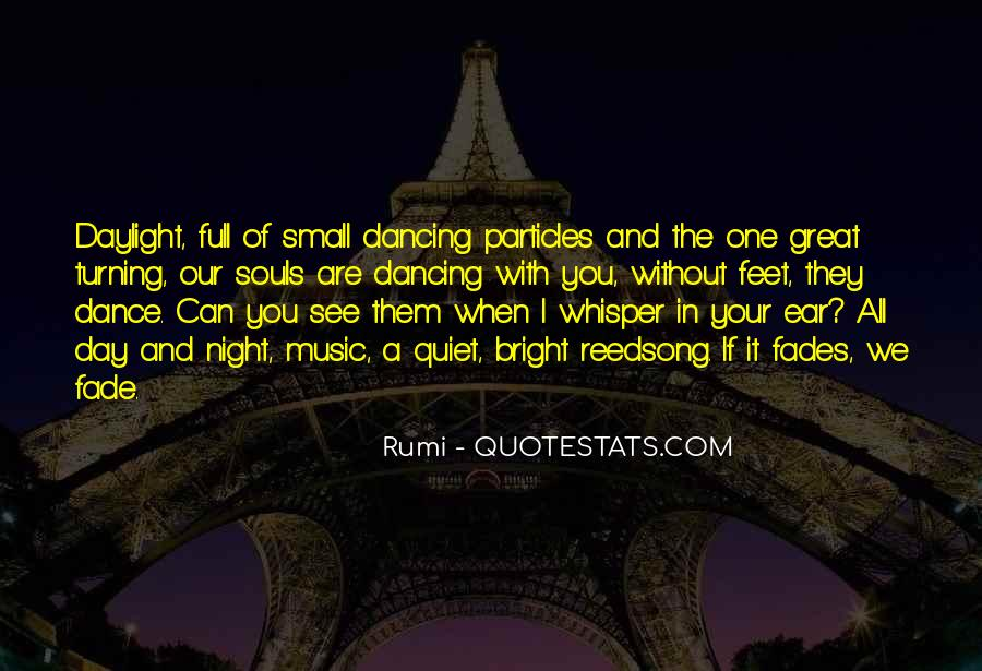 Quotes About Music Rumi #645833