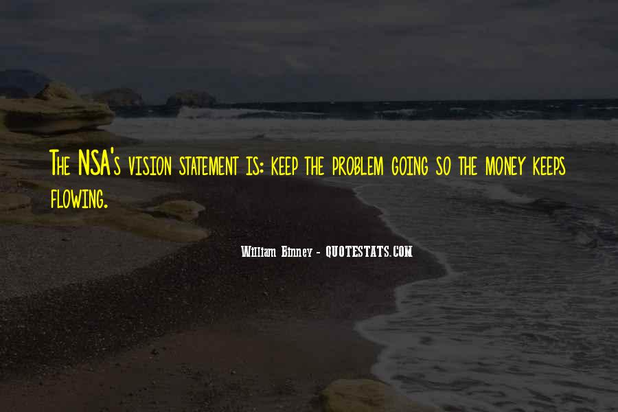 Quotes About Vision Statement #1134341