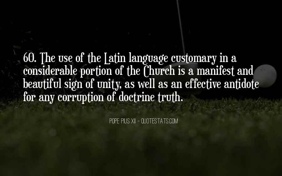 Quotes About The Latin Mass #1301484