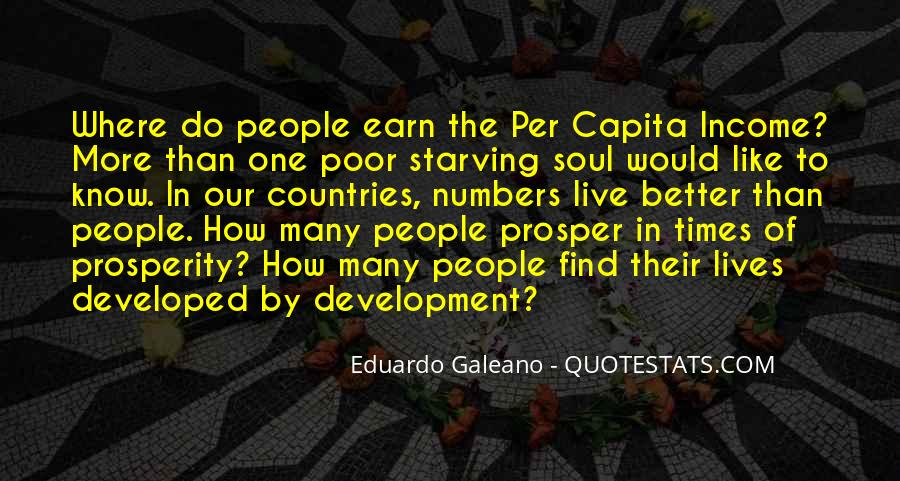 Quotes About Poor People #122040