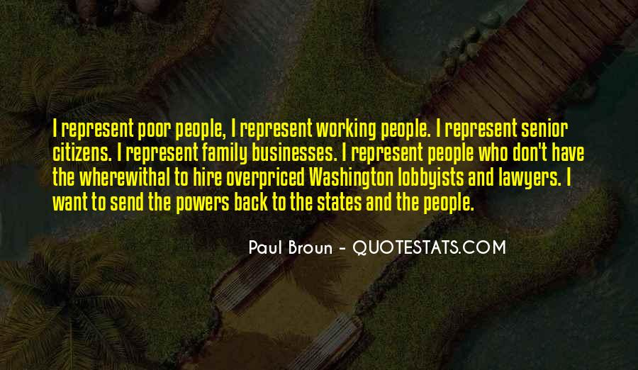 Quotes About Poor People #123858