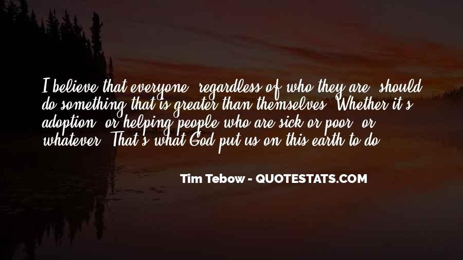 Quotes About Poor People #124331