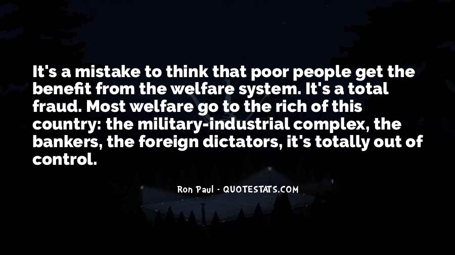 Quotes About Poor People #133273