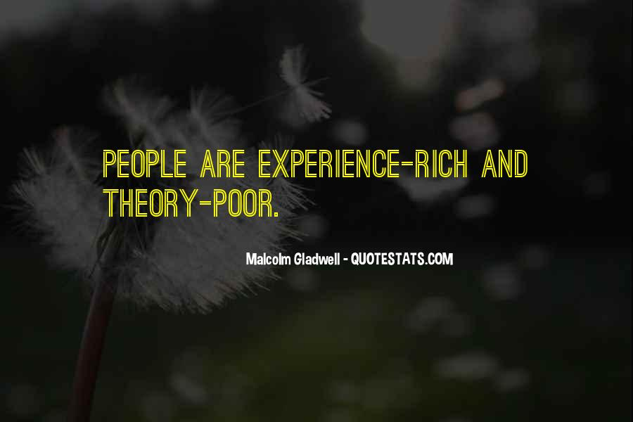 Quotes About Poor People #143216