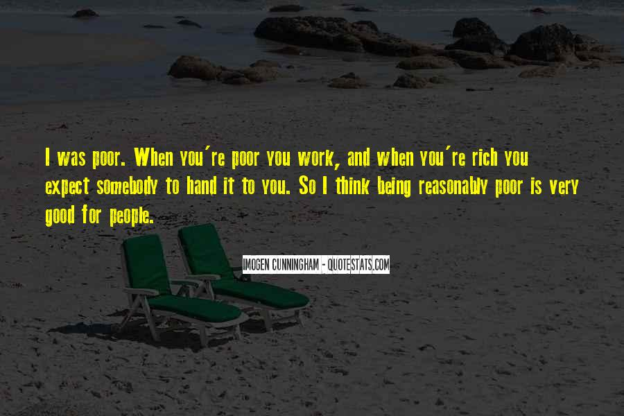 Quotes About Poor People #147424