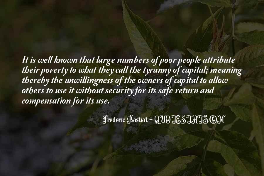 Quotes About Poor People #147947