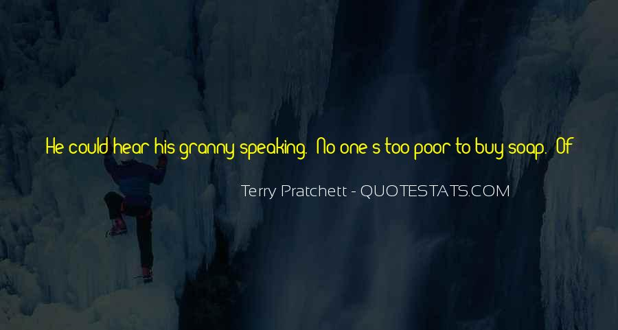 Quotes About Poor People #16982