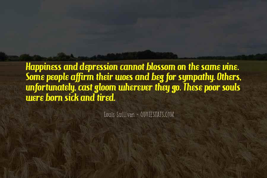 Quotes About Poor People #7552