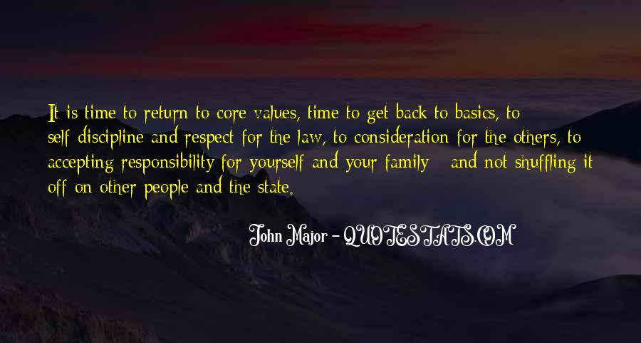 Quotes About Values And Family #1030674