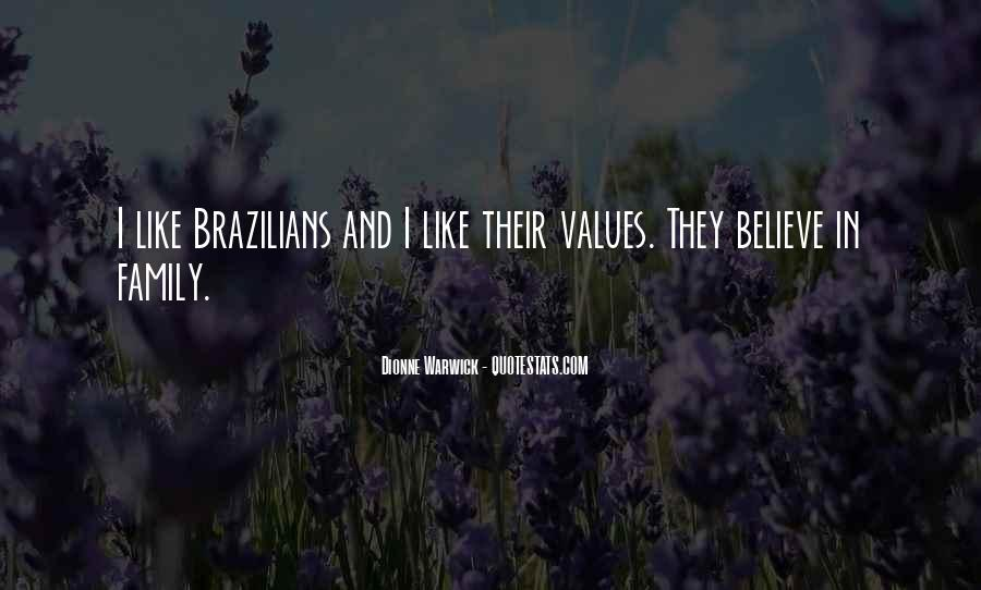 Quotes About Values And Family #1050989