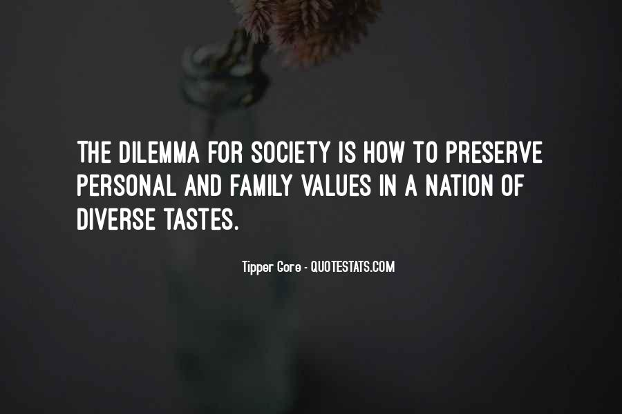 Quotes About Values And Family #1068297