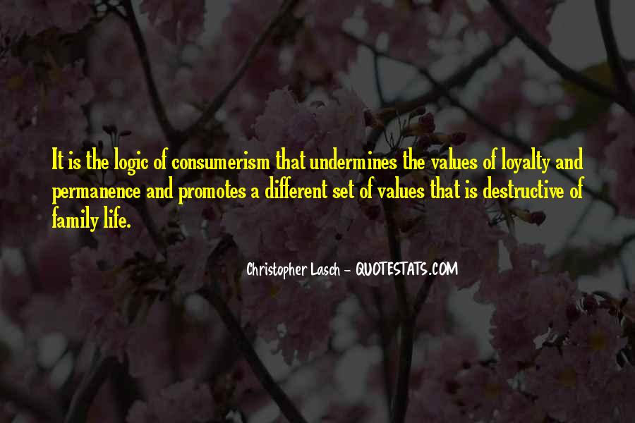 Quotes About Values And Family #299244