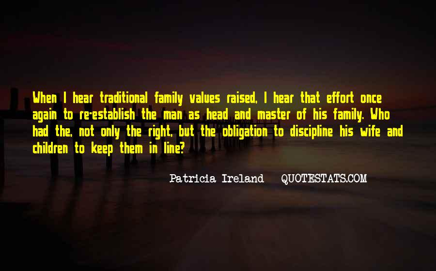 Quotes About Values And Family #317762