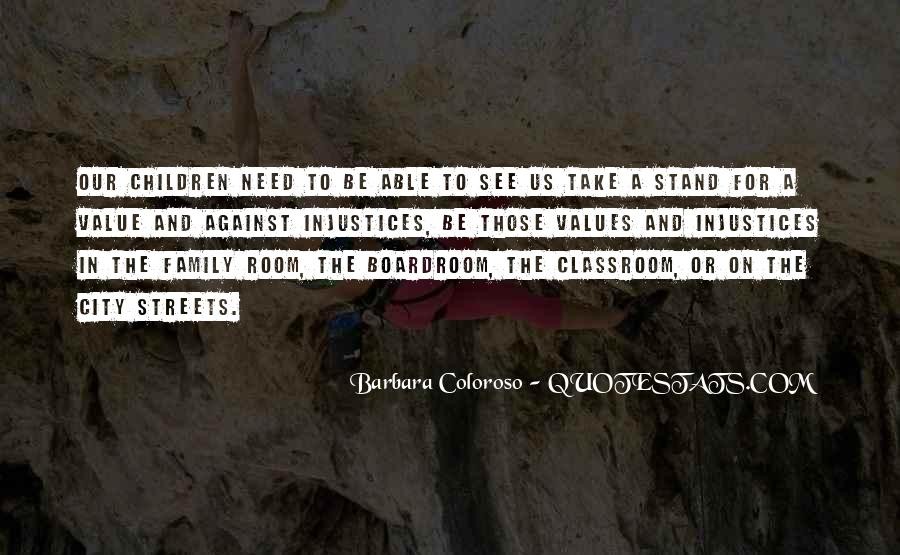 Quotes About Values And Family #468847