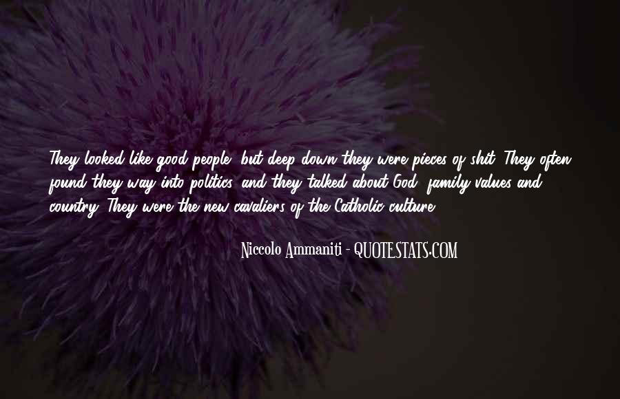 Quotes About Values And Family #538297