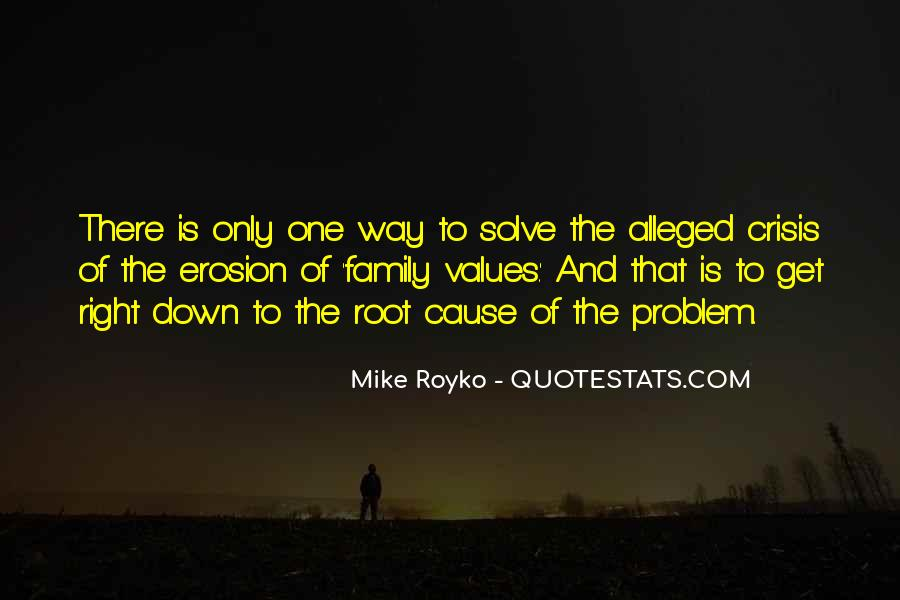 Quotes About Values And Family #542514