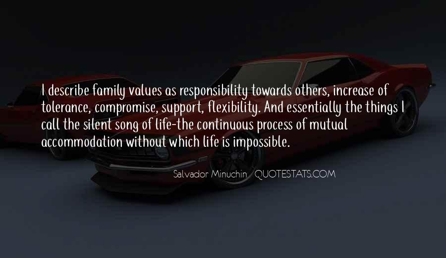 Quotes About Values And Family #667923
