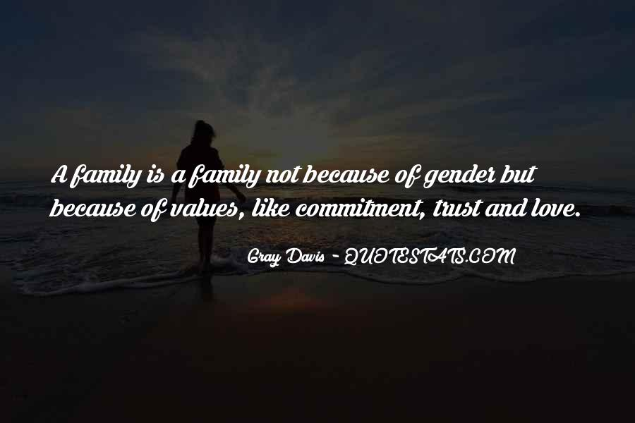 Quotes About Values And Family #726295