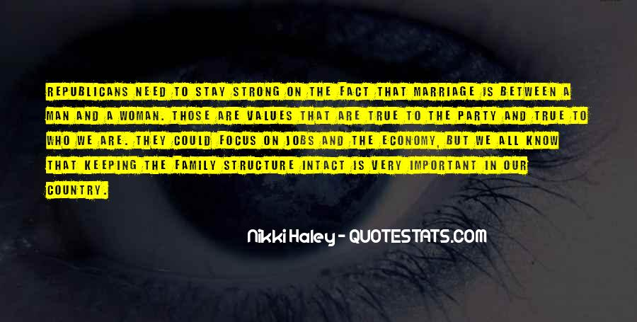 Quotes About Values And Family #743528
