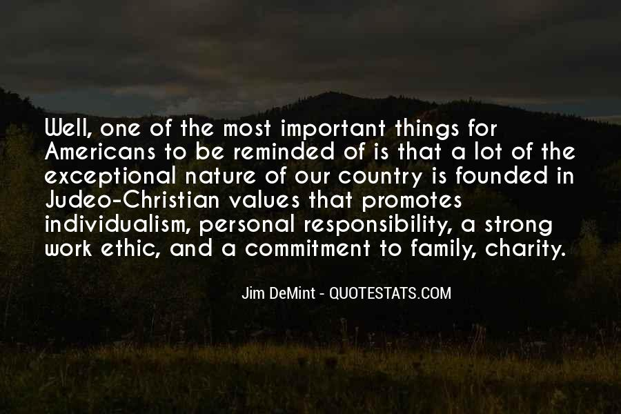 Quotes About Values And Family #79777