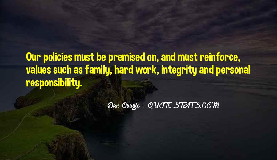 Quotes About Values And Family #824216