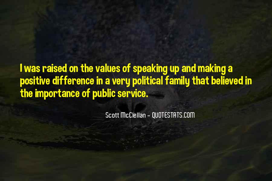 Quotes About Values And Family #959578